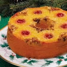 upside down pineapple cake recipe taste of home