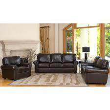 Living Room Furniture London by Top Grain Leather Living Room Set U2013 Modern House