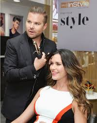 why did penney cut her hair inside the salon by instyle launch party at jcpenney in l a
