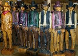 free photo cowboys wood carving artwork free image on pixabay