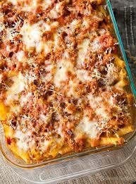 Cooking Italian Comfort Food Baked Ziti Recipe Simplyrecipes Com