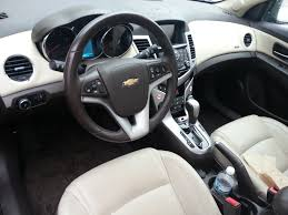 rental review 2013 chevrolet cruze lt rs the truth about cars