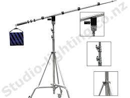 studio light boom stand studio heavy duty 4500mm c stand boom arm kit studio lighting