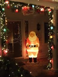 my beloved polk brothers santa outdoor vintage christmas