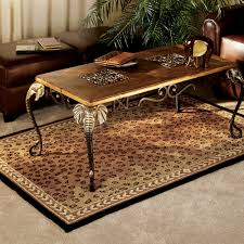 pine cone area rug leopard african area rugs leopards room and lights