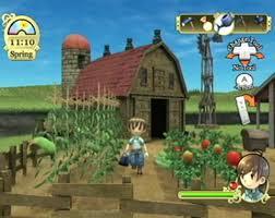 harvest moon harvest moon farm
