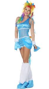 Rainbow Halloween Costume Rainbow Pony Costume Rainbow Costume Pony Halloween Costume