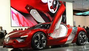 renault dezir concept file paris mondial de l u0027automobile 2010 renault dezir 001