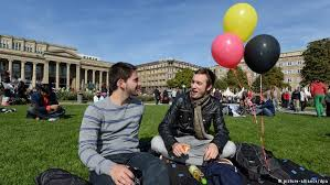 how germans celebrate their national culture dw