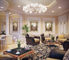 luxury villa lounge 3 interior design ideas