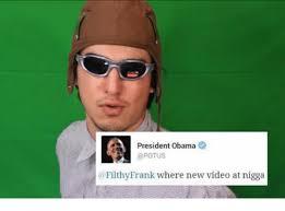 Obama Sunglasses Meme - a president obama frank where new video at nigga obama meme on me me