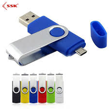 Otg 4gb Usb2 0 Flash Drive Otg 4gb 8gb 16gb 32gb 64gb Pen Drive External
