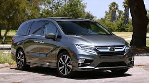 2018 honda odyssey review and road test youtube