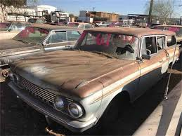 1966 rambler car classic amc rambler for sale on classiccars com