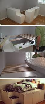 ikea kitchen cabinet storage bed this transform ikea kitchen cabinets into a