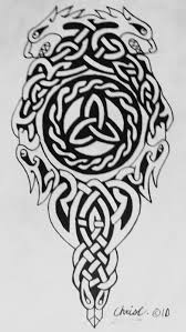 tribal and celtic tattoos design