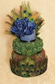 Peacock Themed Wedding Peacock Themed Wedding Cake Cake By Occasion Cakes By Naomi