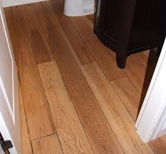Two Tone Wood Floor Wide Plank Hardwood Natural Series U2013 Hickory