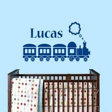 Wall Name Decals For Nursery by Wall Ideas Thomas And Friends Decorative Wall Stickers Diy Train
