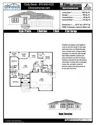 3 car garage dimensions floor plans chronos builders