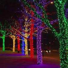 christmas lights tree wrap professional christmas lighting thrive landscape and irrigation
