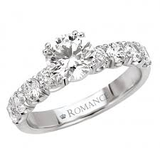 Wedding Rings Pictures by Romance Engagement Rings