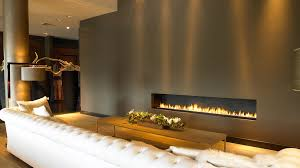 best designs for modern gas fires