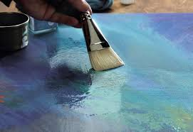 should i put a top coat on painted cabinets all you need to about varnishing paintings winsor
