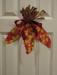 simple thanksgiving crafts for