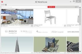 accessing 3d warehouse sketchup knowledge base