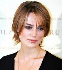 short haircut for thin face stunning short hairstyles for long faces and fine hair