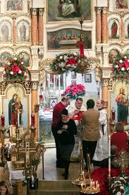julian calendar adherents celebrate christmas today news the
