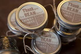 coffee wedding favors check out these adorable coffee bean wedding favors in jars