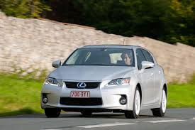 lexus sedan 2012 lexus ct 200h compact hybrid faces new mercedes audi competitors