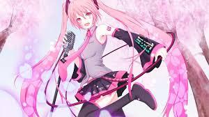 anime music girl wallpaper anime girls music 6969220