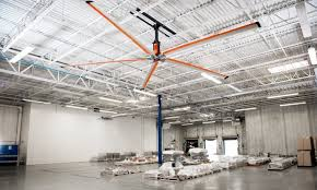 how to cool a warehouse with fans industrial warehouse hvls ceiling fans go fan yourself