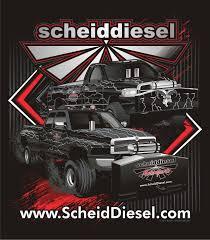 Dodge Cummins Truck Pull - scheid diesel motorsports truck pull team shirts apparel