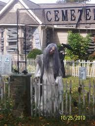 best 25 haunted graveyard ideas on house
