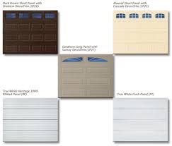 amarr garage door panels home interior design