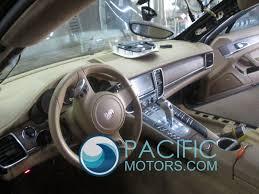1995 porsche 928 interior front right interior door trim panel beige leather porsche