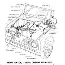 1971 bronco wiring diagrams ford truck fanatics
