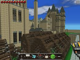 Harry Potter Adventure Map Hogwarts Of Witchcraft And Wizardry Mcpe Maps