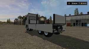 mercedes truck mercedes benz actros transport v1 0 truck fs 2017 fs 17 mod