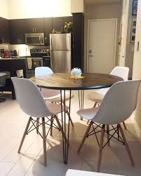 Dining Round Table Best 25 Round Kitchen Tables Ideas On Pinterest Round Dining