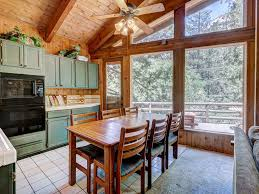 charming dog friendly two story cabin lodg vrbo