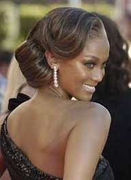 upsweep hairstyles for older women 15 awesome wedding hairstyles for black women pretty designs