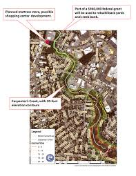 Map Pensacola Florida by Last Stretch Of City Woods Under Development Studer Community