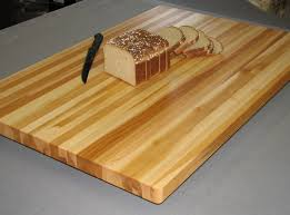 Butcher Block Table Tops For New Construction