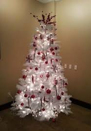 white tree tree