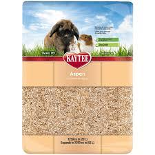 kaytee aspen bedding 8 0 cubic foot bag pet